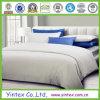 Super Luxe 100% het Katoenen Blad van het Bed dat in Stevige Kleuren wordt geplaatst