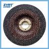 T27 диск абразивного диска 125X6X22 красный меля для Stainless-Steel