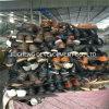 Gute Qualitätsguter Preis-heißer Verkauf in Afrika verwendeten ledernen Schuhen