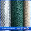 Rete metallica esagonale rivestita verde del PVC di alta qualità