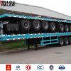 2016 de Nieuwe Aanhangwagen van de Vrachtwagen van de Container van het Vervoer 40FT met Sloten