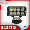 24W Epistar Waterproof Spot 또는 Flood Beam LED Light