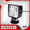 Brillant de haute qualité 48W 4.5INCH LED Barre de feux de travail