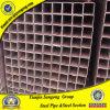Tubulação quadrada laminada a alta temperatura principal de Q345 120*120 para a construção
