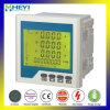 Metro trifásico del monitor de exhibición de Rh-3D6y LCD con energía multi elegante de la función del metro de energía de Digitaces