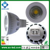 500 루멘 12V MR16 5W COB LED Ceiling Spot Light