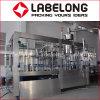 Fabricación automática de la máquina de rellenar del té del limón de la botella del animal doméstico