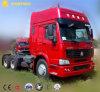 HOWO caminhão trator 4X2/6X4 cabeça do Trator para venda