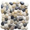 工場自然な小石の石のタイル
