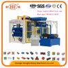 Le matériel de construction Qt12-15D plein béton de ciment automatique des machines de blocs creux