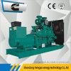 генератор 1000kVA Cummins тепловозный с двигателем Kta38-G2a