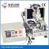 Gravador do CNC do cortador do CNC para o alumínio de madeira do MDF do acrílico