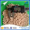 ISO9001: 2008 Molekularsieb 4A mit ausgezeichneter Wasser-Aufnahme