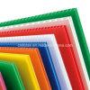 Strato ondulato della plastica pp dei pp per costruzione e stampa di Digitahi