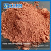 Rotes Oxid-Puder