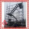 Andamio del acero del andamio del surtidor de China