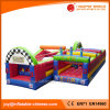 2018 крытый детская площадка игрушки надувные Bouncer препятствия (T8-501)