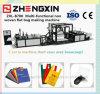 Bolso reutilizable de la tela no tejida de alta velocidad que hace la máquina (ZXL-B700)