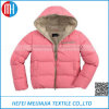 Revestimento de pato para mulheres Casaco de inverno em vestuário exterior