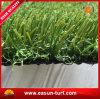 Hierba sintetizada al aire libre de la venta caliente para ajardinar del patio