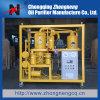 Transformer Oil regeneração de plantas com Aspiração 2 Stage