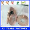 Precio de aceptable conductor de la buena del alto rendimiento cinta de cobre adhesiva de acrílico de la hoja