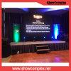 P3 단계 임대료를 위한 실내 HD 발광 다이오드 표시 스크린