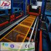 Estructura de acero del almacenaje aprobado resistente del SGS