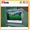 Colgante de cristal delgado fino delgado caja de luz con recorte de diseño (CSH02-A3L-05)