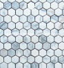 Горячая продавая мраморный мозаика, мраморный плитка мозаики, картины мозаики