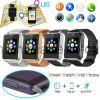 Newest Bluetooth Smart montre téléphone portable avec de multiples fonctions GT09