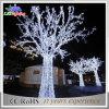 분지 나무 빛이 크리스마스 정원 훈장 LED 구리 철사에 의하여 점화한다