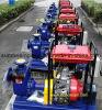 Pumpen-selbstansaugende mobile Dieselmotorpumpe heraus waschen