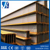Carbonio Structure Steel H Beam Welded per Residential Buildings