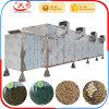 Sich hin- und herbewegende Tilapia-Fisch-Nahrungsmittelmaschine