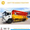 Mejor precio de 42 m de la bomba de concreto camión bomba de cemento para la venta de camiones