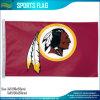 Polyester-Washington-Indianer NFL Football Team 3X5' Flag
