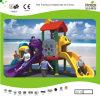 Kaiqi Small Colourful Plastic Childrens Slide Set für Indoor oder Outdoor Playground (KQ50125D)