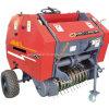 Traktor führt kleinen mini runden Heu-Ballenpreßmaschinen-Preis ein