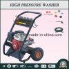 CE gasolina ligera de 120bar servicio semi-profesional de la máquina de limpieza a presión (HPW-QL400)