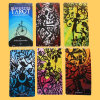 Cartes de Tarot en plastique de cartes de jeu de qualité