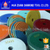 3-Color meraviglioso Wet Polishing Pad per Granite