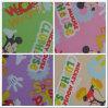 600D Oxford Mickey Mouse tissu de polyester d'impression avec le PVC