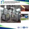 300kg/hora incinerador de resíduos médicos, amplamente utilizado em hospitais africanos