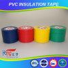 Cinta adhesiva del aislante del PVC de Hongsu
