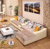 Moderno mercado al por mayor de muebles Sofá de la tela