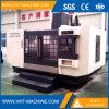 Centro de mecanización duro vertical del CNC del carril Vmc1168/1370, fresadora del CNC