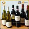 бутылка вина красного вина высокой ранга Бордо 750ml стеклянная (915)