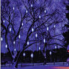 2014 Sale caldo Product Double Sides LED Meteor Shower Light, LED Snowfall Light per Decoration