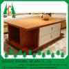 Disegno moderno dei cassetti dei tavolini da salotto due del MDF del lusso